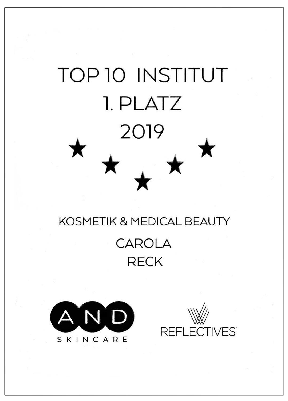 Top Institut 2019